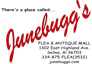 Junebugg's Flea 7 Antique Mall